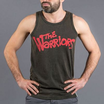 Scramble The Warriors Vest
