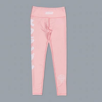 Scramble Verano Sports Leggings Rosa