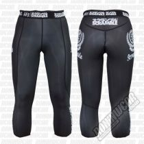 Scramble Woman Grappling Spats Preto