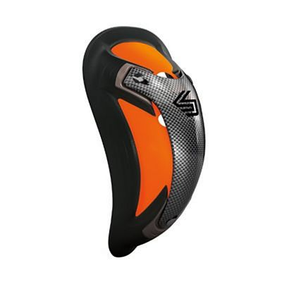 Shock Doctor Ultra Carbon Flex Cup Gris-Naranja
