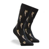 Sockm 50s Socks Nero