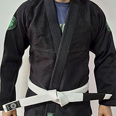 Soiltechnique Comp 20 BJJ Belt White