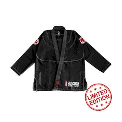 Soiltechnique Lombok Kids BJJ Gi Black