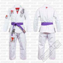 Storm Berimbolo Kimono Blanco