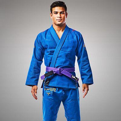 Storm OG BJJ Kimono Blue