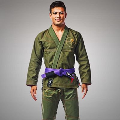 Storm Pure Mission BJJ Gi Green