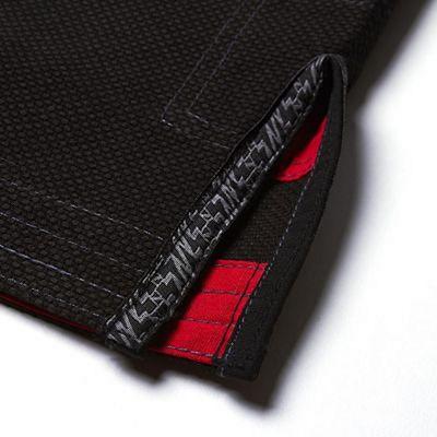 Storm Stealth Berimbolo BJJ Kimono Black