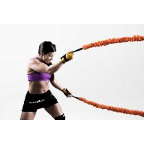 Stroops The Beast Battle Rope 21Kg Naranja