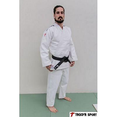 Tagoya Wazari Judogi 750g Blanco