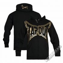 TapOut TPSWT 918 Full Zip Hoodie Nero