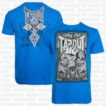 TapOut T-shirt Fighter Azul
