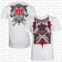TapOut T-shirt Hammered Blanco