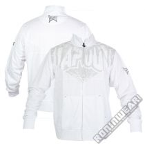TapOut TPJKT 936 Zip Trackjacket White