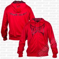 TapOut TPJKT 954 Zip Trackjacket Red