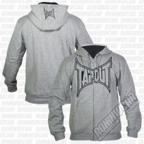 TapOut TPSWT 917 Full Zip Hoodie Grey