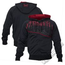 TapOut TPSWT 937 Zip Trackjacket  Black
