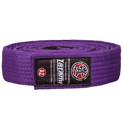 Tatami Adult BJJ Rank Belt Purple