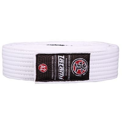 Tatami Adult BJJ Rank Belt White