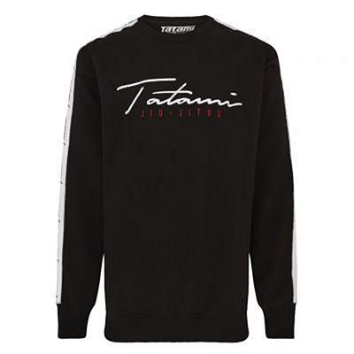 Tatami Autograph Sweatshirt Fekete