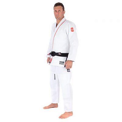 Tatami Bushido Jiu Jitsu Gi White