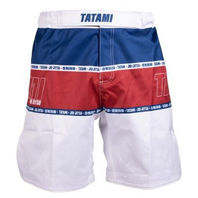 Tatami Contour Collection Shorts Rosso