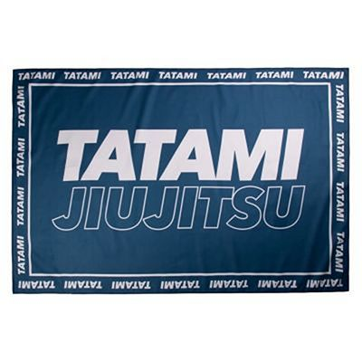Tatami Dweller Gym Towel Navy Blue