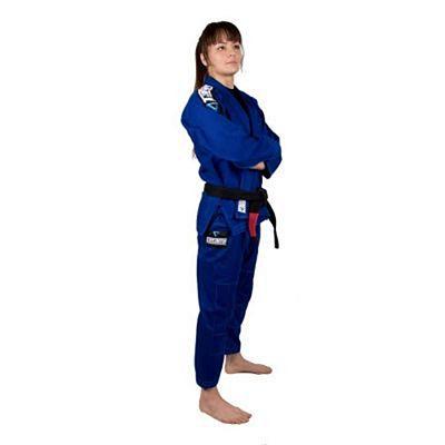 Tatami Elements Ultralite Ladies BJJ Kimono Blue