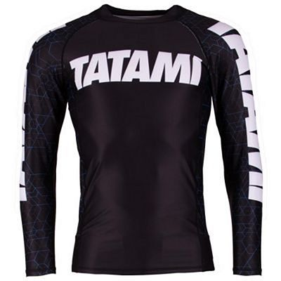 Tatami Essential Conduit Rash Guard Preto