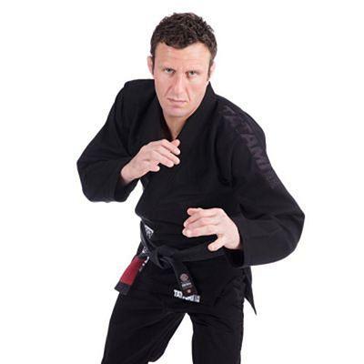 Tatami Essential Jiu Jitsu Kimono Black
