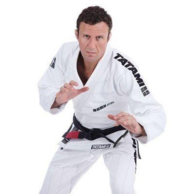 Tatami Essential Jiu Jitsu Kimono White