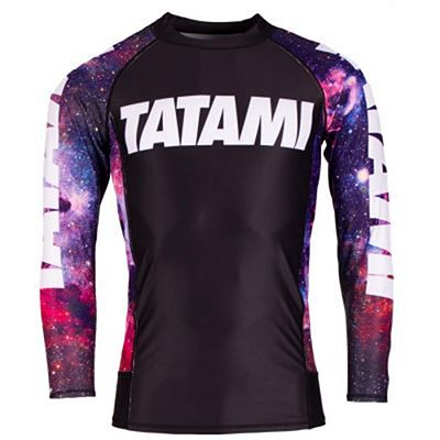 Tatami Essential Interstellar Rash Guard Preto