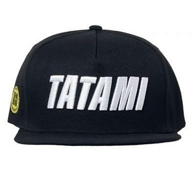 Tatami Essential Snapback Musta