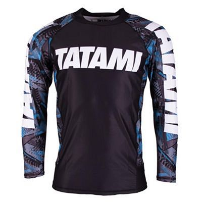 Tatami Essential Urban Rash Guard Preto