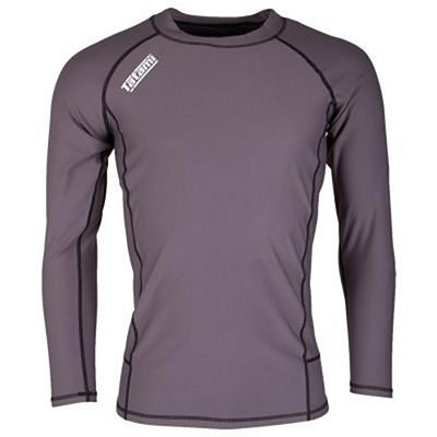 Tatami Essentials Nova Basic Rashguard Grey