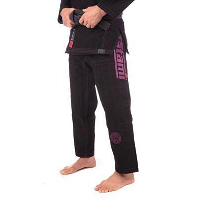 Tatami Estilo 6.0 BJJ Kimono Black-Purple