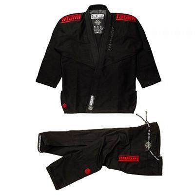 Tatami Estilo Black Label Gi Black-Red