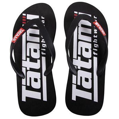 Tatami Flip Flops Black