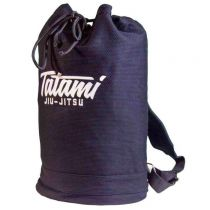 Tatami Mochila Material Gi Fekete