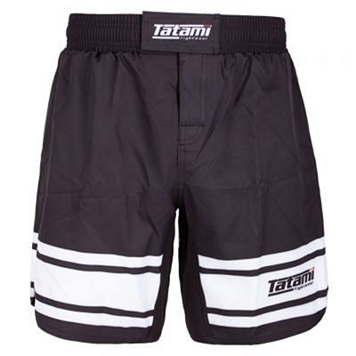 Tatami Inversion Collection Shorts Black-White