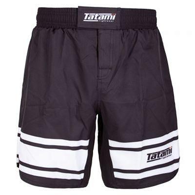Tatami Inversion Collection Shorts Schwarz-weiß