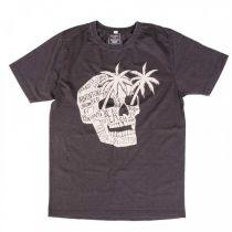 Tatami Jiu Jitsu Skull T-Shirt Gris