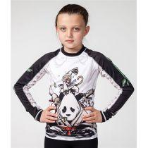 Tatami Kids Gentle Panda Blanco-Negro