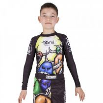 Tatami Kids Monsters Rash Guard