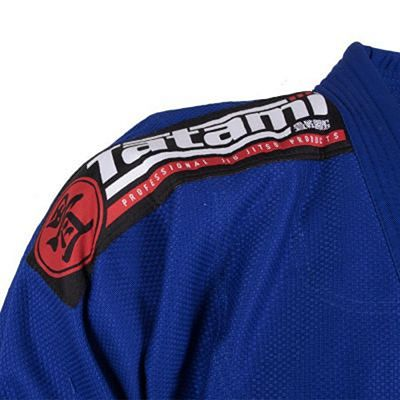 Tatami Kimono BJJ Infantil Nova Mk4 Azul
