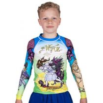 Tatami Kids Whizzer Of Oz Rashguard