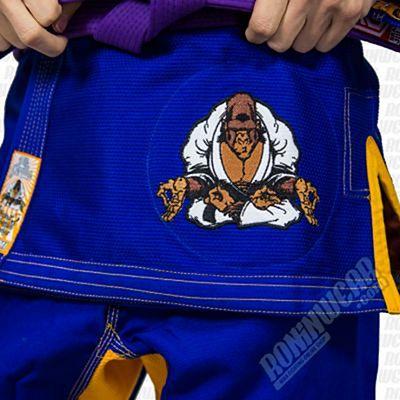 Tatami Kids Zen Gorilla Jiu-Jitsu Gi Blu