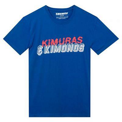 Tatami Kimuras SS T-shirt Blue