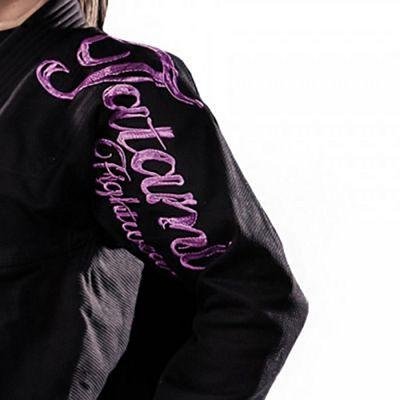 Tatami Ladies Black Phoenix BJJ Gi Noir-Violet