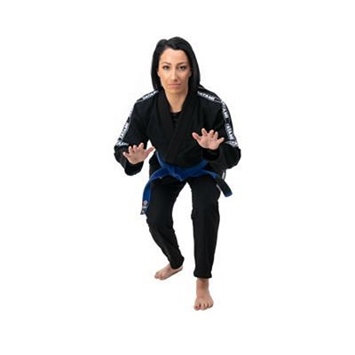 Tatami Ladies Dweller BJJ Gi Black