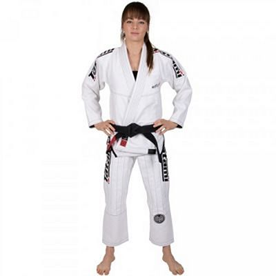 Tatami Ladies Estilo 6.0 Blanco-Negro